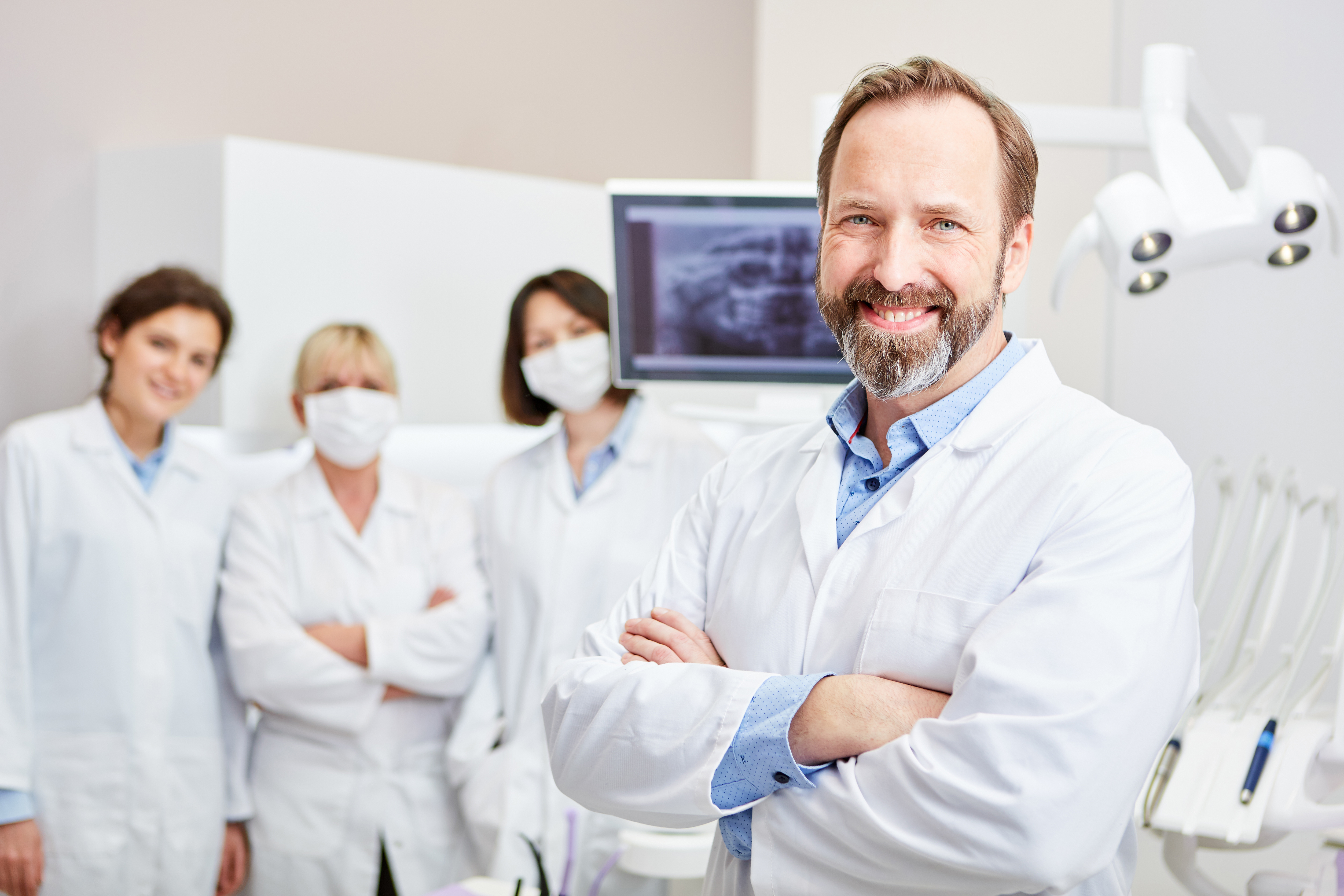 Why are patients afraid of the dentist
